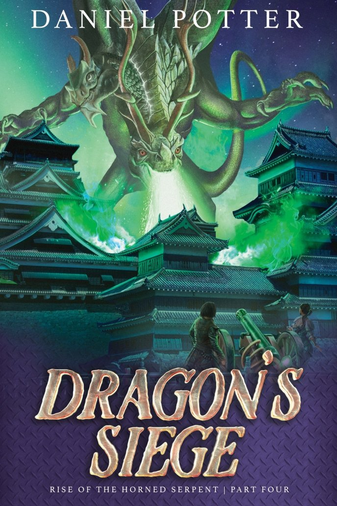 Book Cover: Dragon's Siege