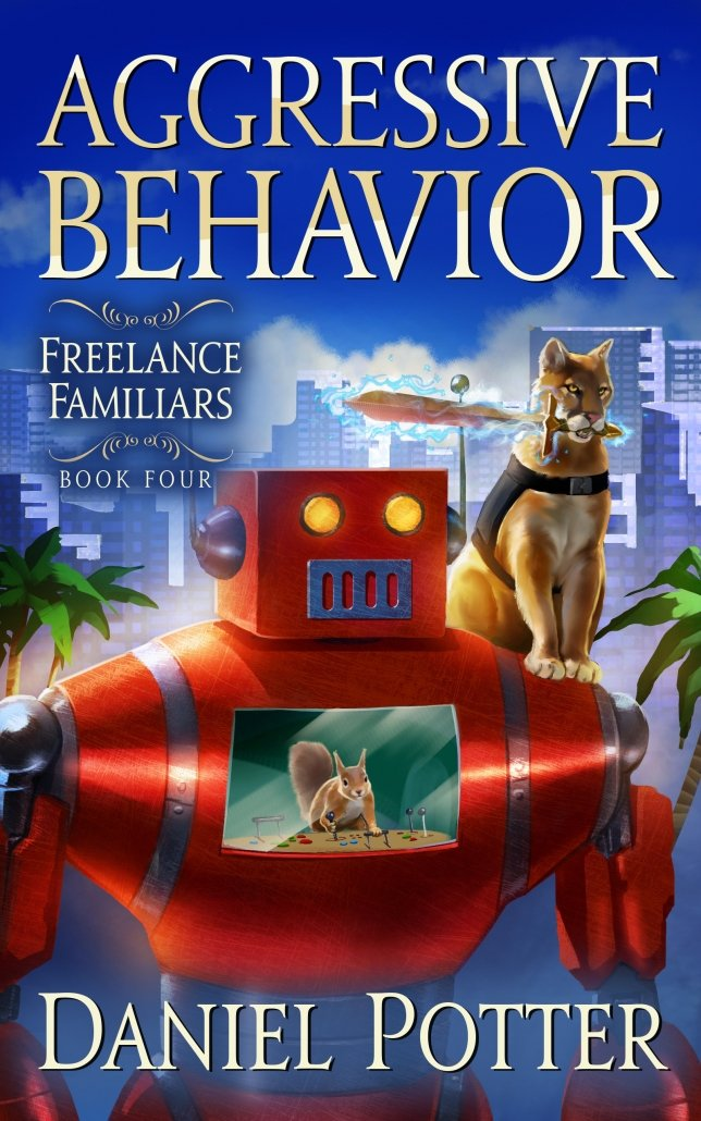 Book Cover: Aggressive Behavior