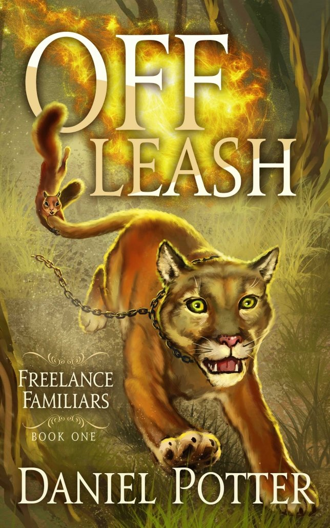 Book Cover: Off Leash