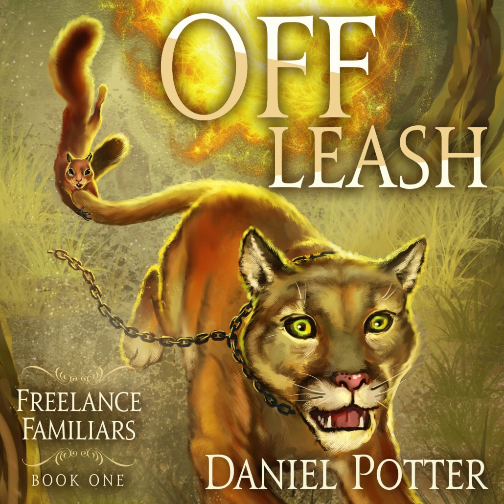 Book Cover: Off Leash Audiobook