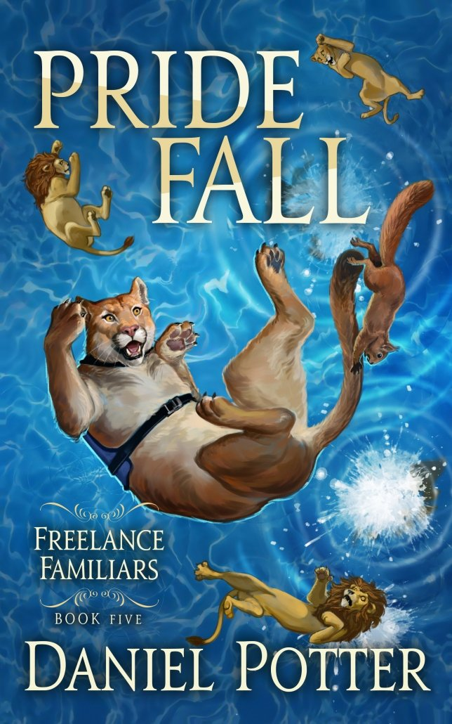 Book Cover: Pride Fall